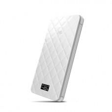 Портативное зарядное устройство iWalk Extreme TRIO 10000 Белый