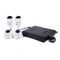 Комплект AHD видеонаблюдения EAGLE EGL-AS5004B-BVH-304