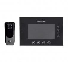 Комплект видеодомофона Competition SAC7DN-CK+MT670C-CK2S1