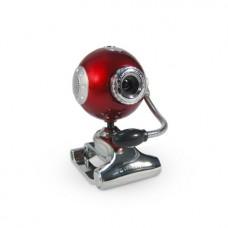 Веб-Камера Global A-58 Красный