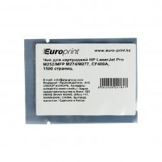 Чип Europrint HP CF400A