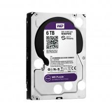 Жёсткий диск для видеонаблюдения Western Digital Purple HDD 6Tb WD60PURX