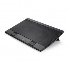 Охлаждающая подставка для ноутбука Deepcool WIND PAL Black 17