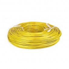 Провод монтажный iPower RV 1х1.5 жёлтый (200 м в бухте)