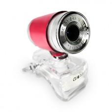 Веб-Камера Global A-11 Красный