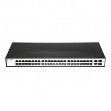 Коммутатор D-link DES-1050G/C1A (100 Base-TX (100 мбит/с), Без SFP портов)