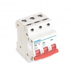 Автоматический выключатель реечный HYUNDAI HIBD63-N 3PMCS0000C 3Р 50А