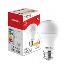 Светодиодная лампа Toshiba A60 8,5W (60W) 2700K 807lm E27 ND Тёплый