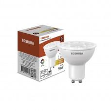 Светодиодная лампа Toshiba PAR16 4W (50W) 3000K 345lm ND Тёплый
