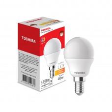 Светодиодная лампа Toshiba Golf 5,5W (40W) 2700K 470lm E14 Dim Тёплый
