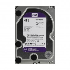 "Жёсткий диск для видеонаблюдения Western Digital Purple WD40PURZ (4TB, HDD, 3.5"")"