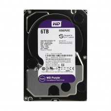 "Жёсткий диск для видеонаблюдения Western Digital Purple WD60PURZ (6TB, SATA, 3.5"")"