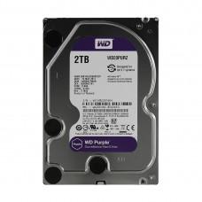 "Жёсткий диск для видеонаблюдения Western Digital Purple WD20PURZ (2TB, HDD, SATA, 3.5"")"