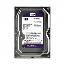"Жёсткий диск для видеонаблюдения Western Digital Purple WD10PURZ (1TB, HDD, SATA, 3.5"")"