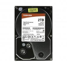 """Toshiba Жёсткий диск HDD (2TB, SATA, 3.5"""") (HDWD120UZSVA)"""