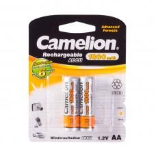 Аккумулятор CAMELION Rechargeable Ni-MH NH-AA1800BP2 2 шт. в блистере