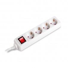 Сетевой фильтр iPower L4S10m, 10 м. 220 в.