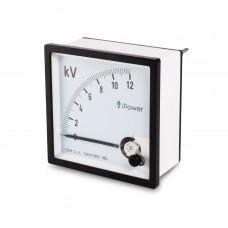 Киловольтметр iPower 96L-10 kV