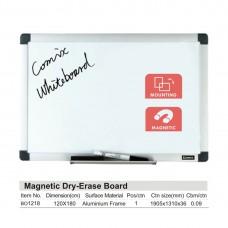 Доска магнитно-маркерная Comix BO1218