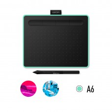 Графический планшет Wacom Intuos Small (СTL-4100E-N) Зелёный