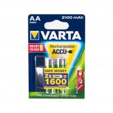 Аккумулятор VARTA R2U Mignon 1.2V - HR6/ AA (2 шт) (56706) <56706-2>