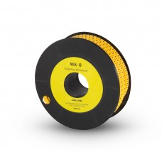 Маркер кабельный Deluxe МК-0 (0,75-3,0 мм) символ
