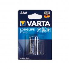 Батарейка VARTA Long Life Power Micro 1.5V - LR03/ AAA (2 шт) (4903) <4903-2>