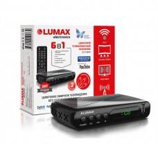Цифровой телевизионный приемник LUMAX DV1108HD