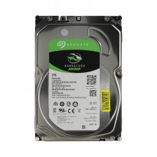 "Seagate Жёсткий диск HDD (3TB, SATA, 3.5"") (ST3000DM007)"