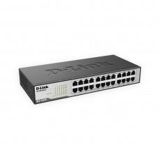 Коммутатор D-link DES-1024D/G1A (100 Base-TX (100 мбит/с), Без SFP портов)