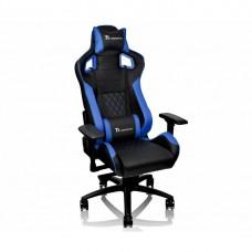 Игровое компьютерное кресло Thermaltake GTF 100 Black & Blue