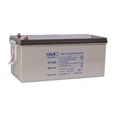 Аккумуляторная батарея SVC VP12200 12В 200 Ач