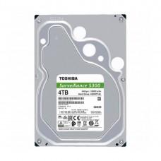 """Жёсткий диск для видеонаблюдения Toshiba HDWT140UZSVA (4TB, HDD, SATA, 3.5"""")"""