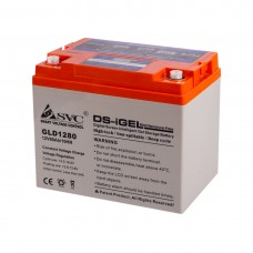 Аккумуляторная батарея SVC GLD1280 12В 80 Ач