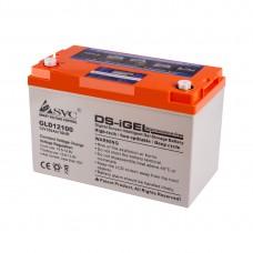 Аккумуляторная батарея SVC GLD12100 12В 100 Ач