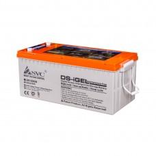 Аккумуляторная батарея SVC GLD12200 12В 200 Ач