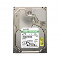 """Жёсткий диск для видеонаблюдения Toshiba HDWT360UZSVA (6TB, HDD, SATA, 3.5"""")"""