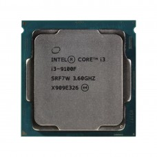 Процессор Intel (Core i3 9100F, 3.6GHz, 4-core, 6MB) (i3-9100F)