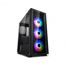Компьютерный корпус Deepcool MATREXX 50 ADD-RGB 3F без Б/П