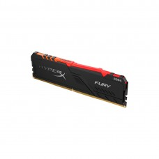 Оперативная память Kingston HyperX Fury RGB HX426C16FB3A/16 (16GB, DDR4, 2666MHz)