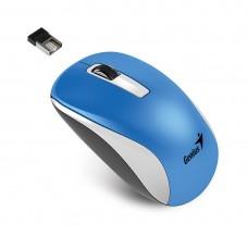 Компьютерная мышь Genius NX-7010 WH+Blue
