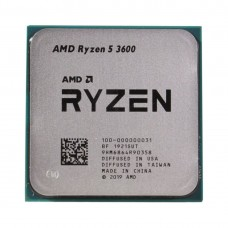 Процессор AMD (Ryzen 5-3600, 3.6GHz, 6-core, 32MB) (Ryzen 5 3600)