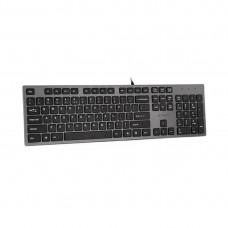 Клавиатура A4Tech KV-300H Grey