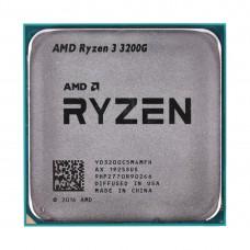 Процессор AMD (Ryzen 3-3200G, 3.5GHz, 4-core, 4MB, AM4) (Ryzen 3 3200G )