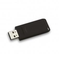 USB-накопитель Verbatim 49328 128GB USB 2.0 Чёрный