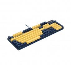 Клавиатура Rapoo V500PRO Yellow Blue