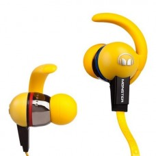 Наушники MONSTER iSport LIVESTRONG Жёлтый
