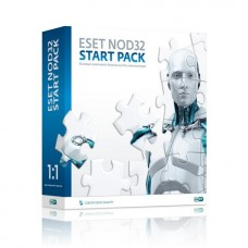 Антивирус Eset NOD32 Start Pack