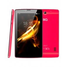 "Планшет BQ-7083G Light red 3G (7"", 1024*600, TN, 4*1.0Ghz, 1+8Гб, GPS, 7.0)"