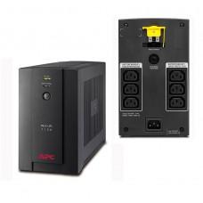 Источник бесперебойного питания APC Back-UPS 1100, IEC BX1100LI